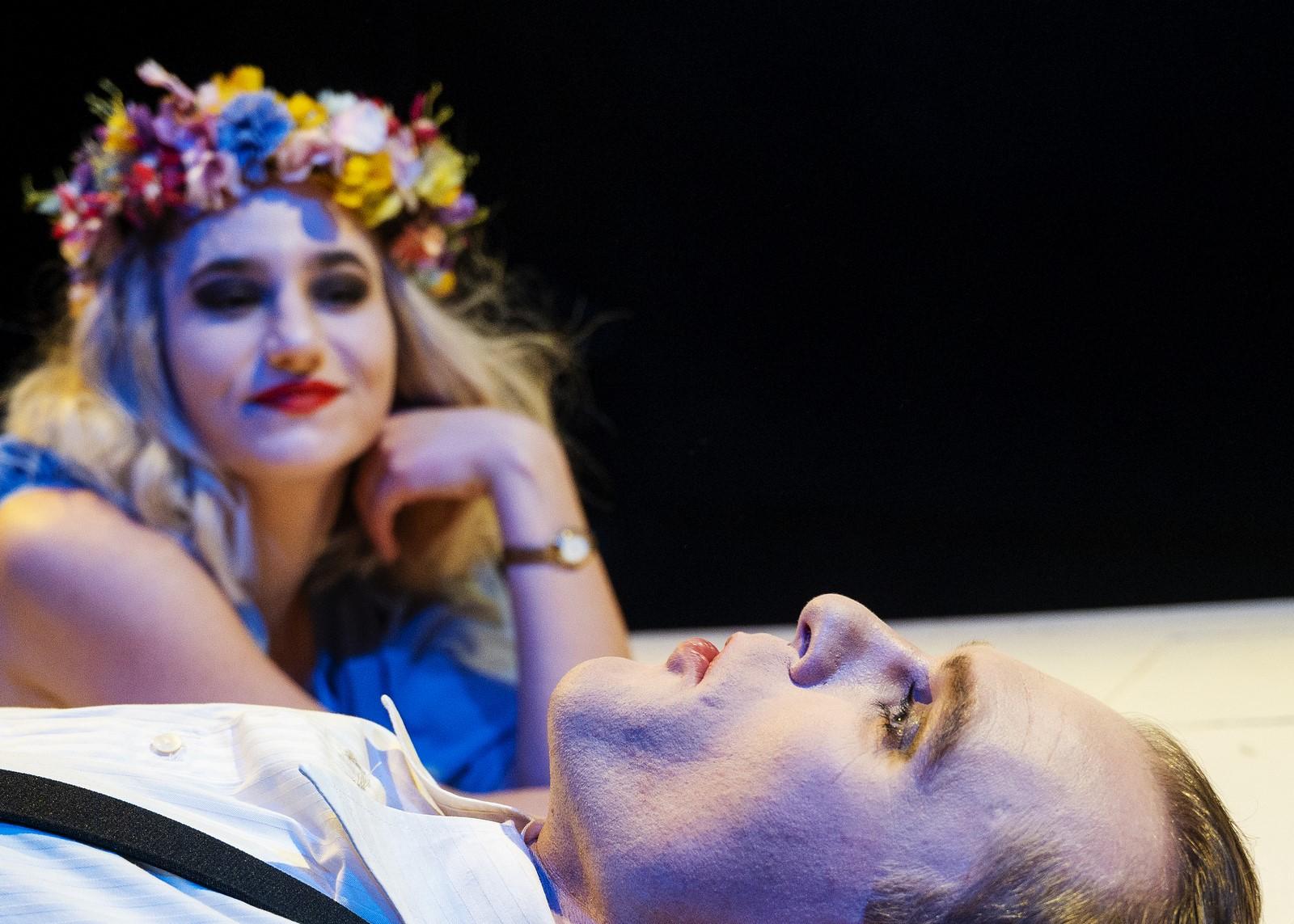Anmeldelse: Frøken Julie, Teater V (Vendsyssel Teater)