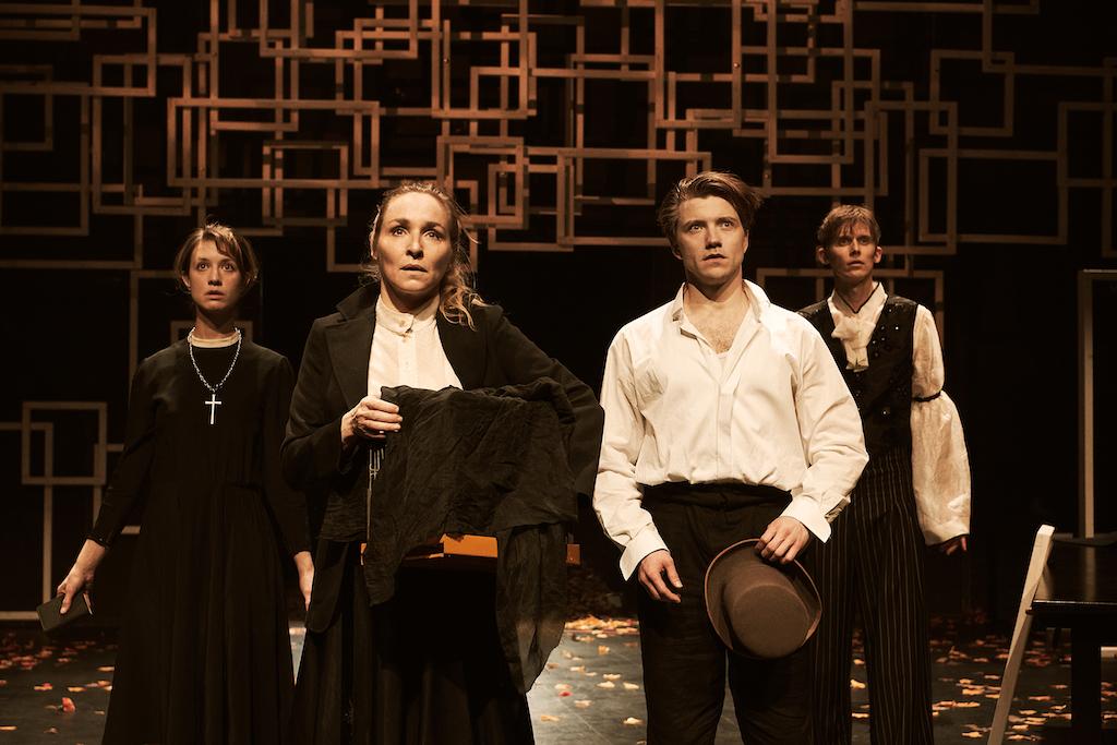 Anmeldelse: Frk. Julie, Bellevue Teatret