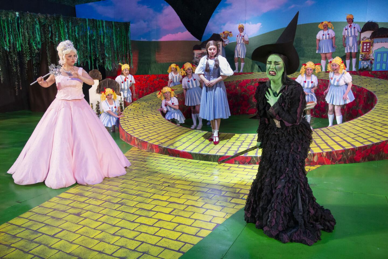 Anmeldelse: Troldmanden fra Oz, Palsgaard Slotspark (Palsgaard Sommerspil)