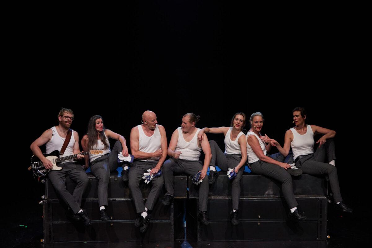 Anmeldelse: Arbejder – sange fra hjertet, Team Teatret (Team Teatret og Teatret Møllen)