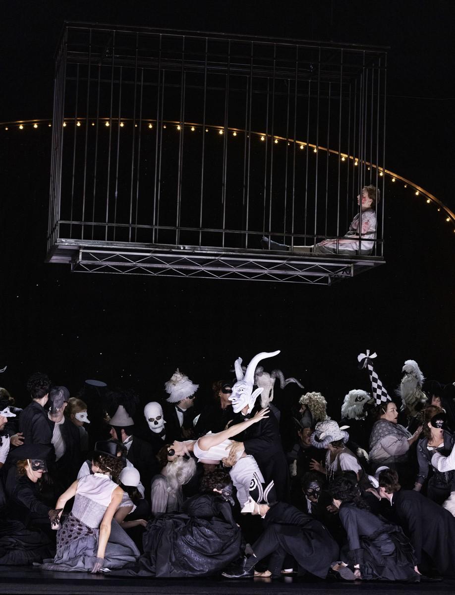 Anmeldelse: Faust, Det Kongelige Teater