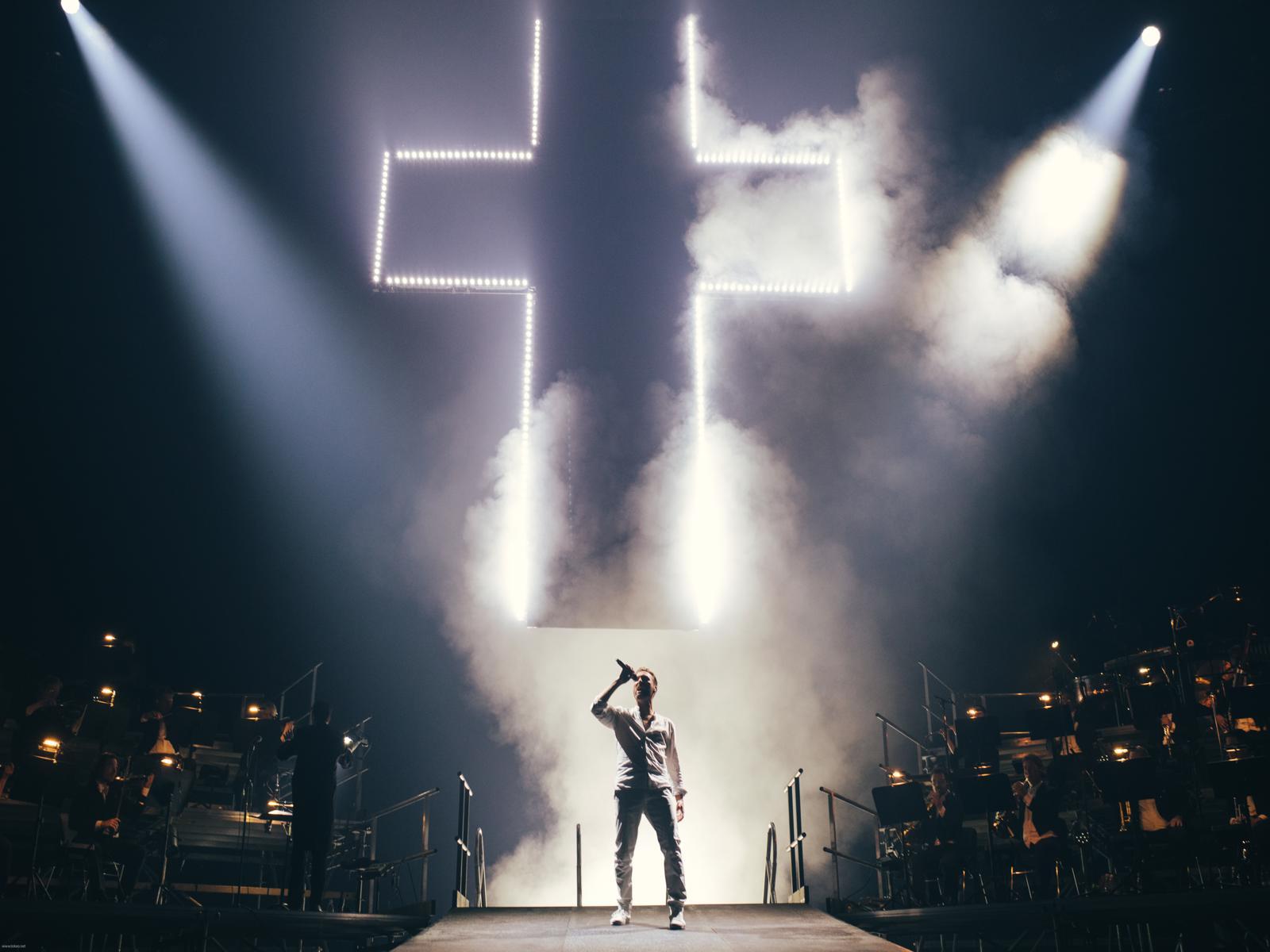 Anmeldelse: Jesus Christ Superstar, Royal Arena (Danmarks Underholdningsorkester)