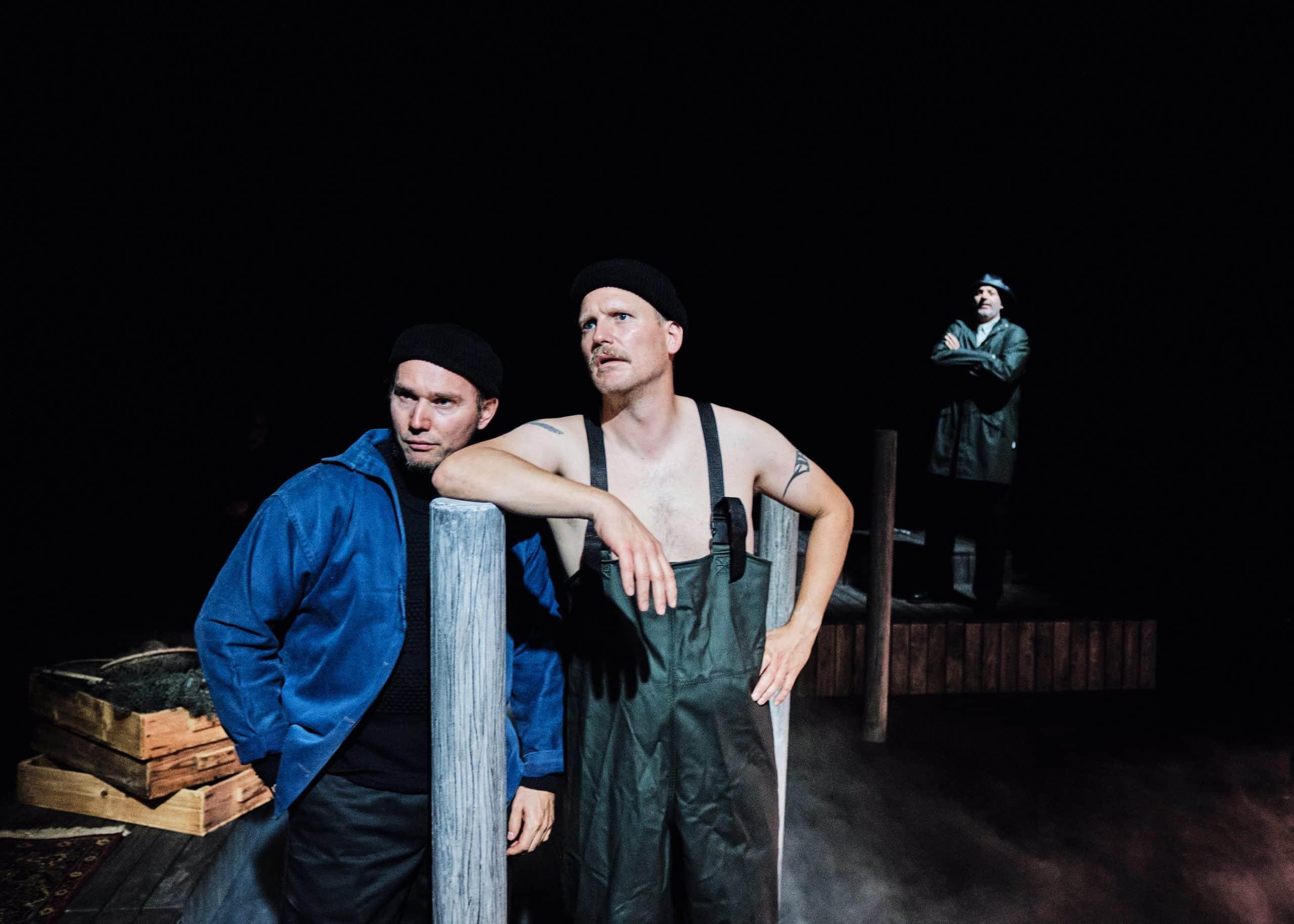 Anmeldelse: Fiskerne, Teater Nordkraft