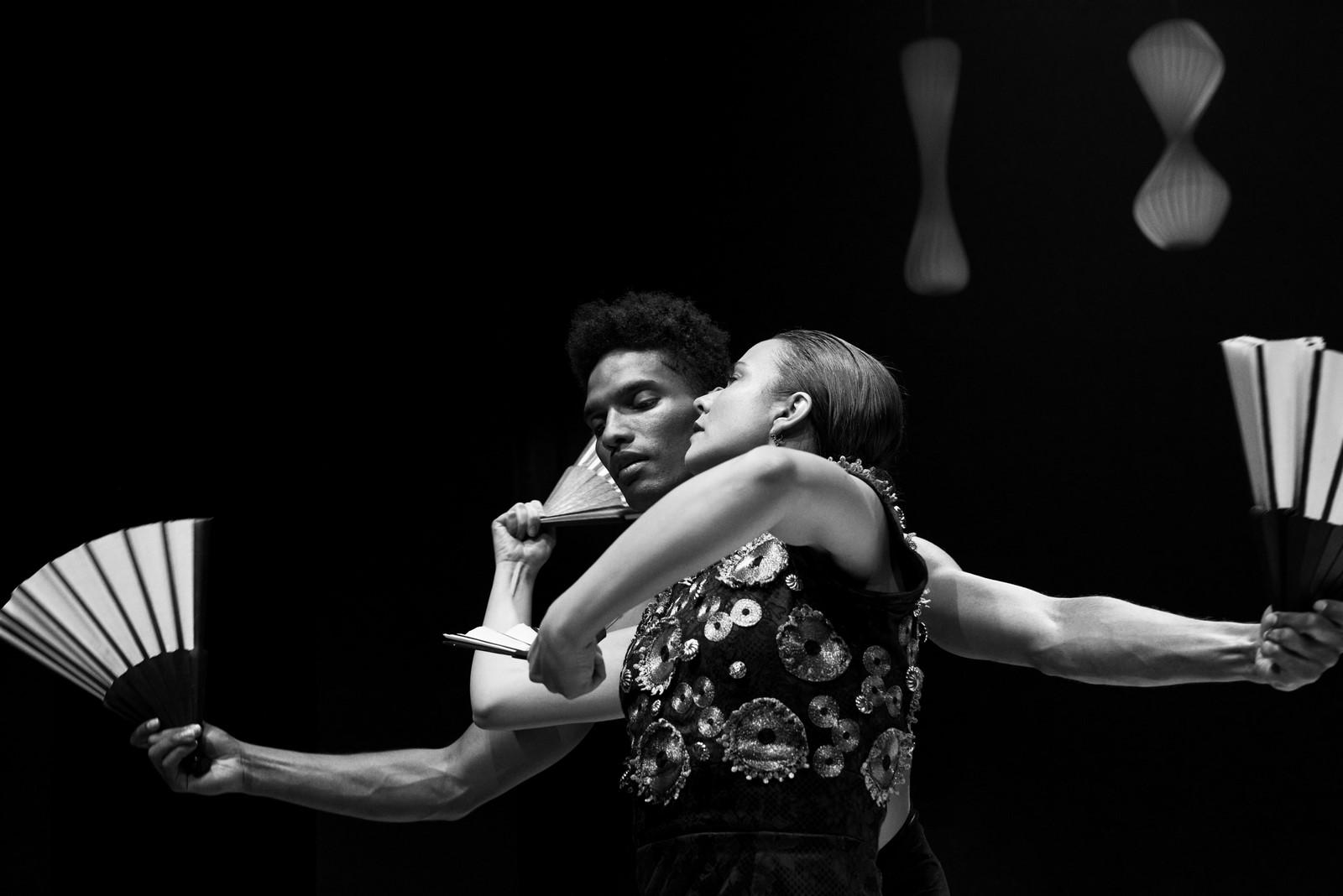 Anmeldelse: Sommerballet: Monochrome, Bellevue Teatret
