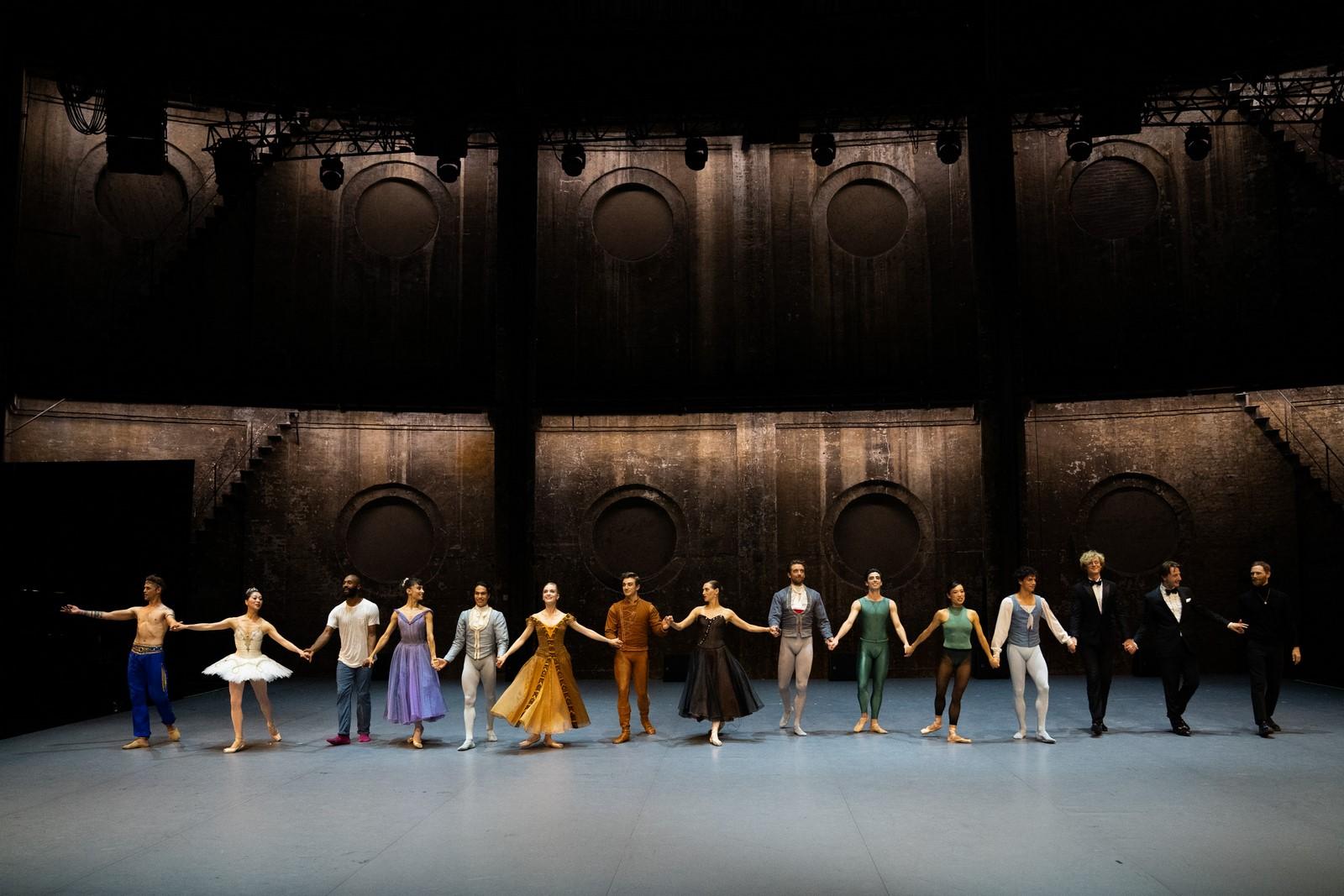 Anmeldelse: San Fransisco Ballet Solodansere, Østre Gasværk Teater (København Danser – San Fransisco Ballet)