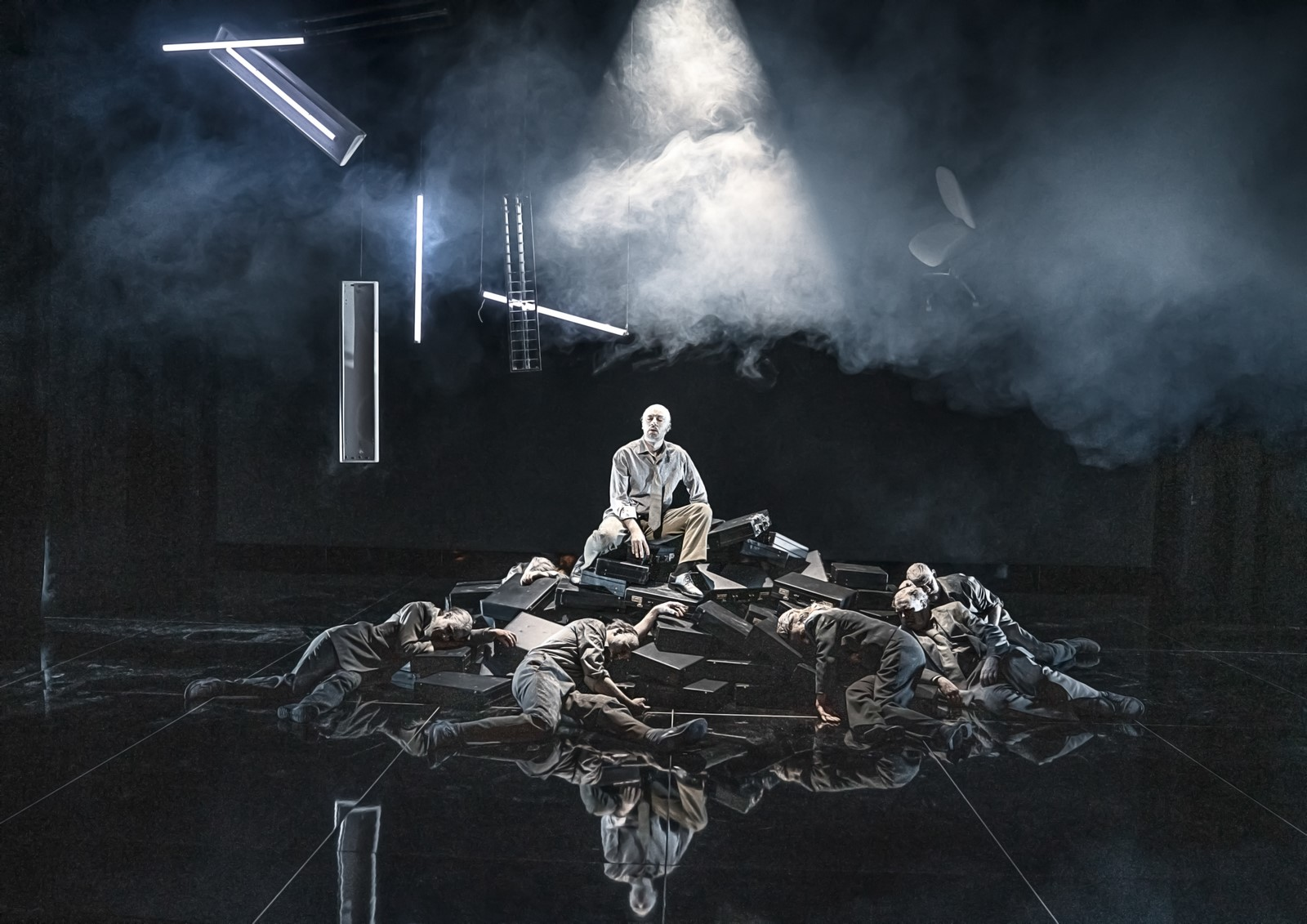 Anmeldelse: Terror/is/me, Odense Teater
