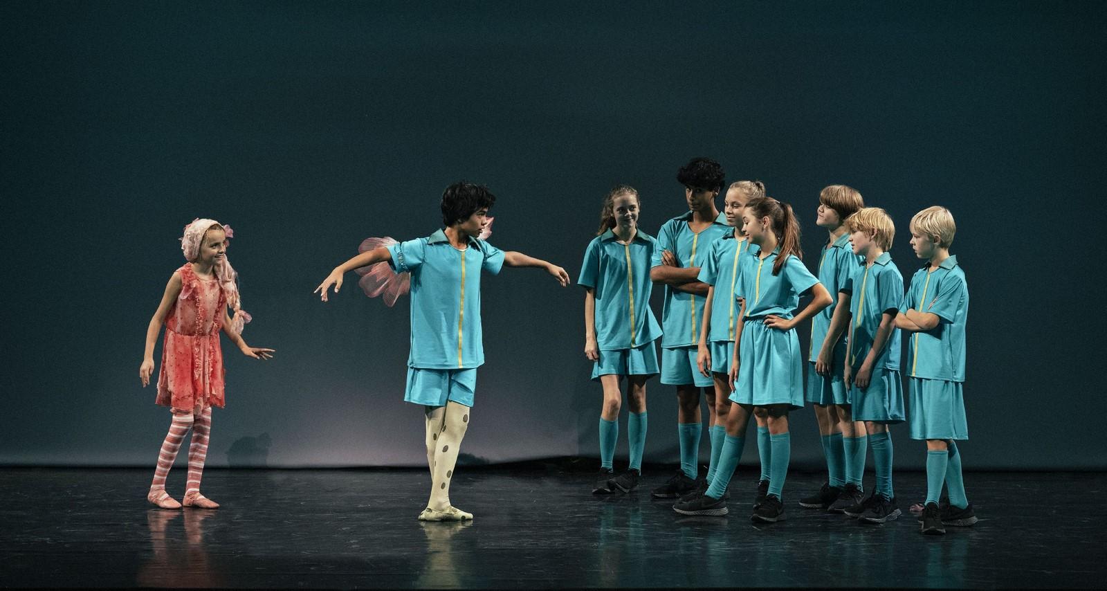 Anmeldelse: Dansefeber, Det Kongelige Teater