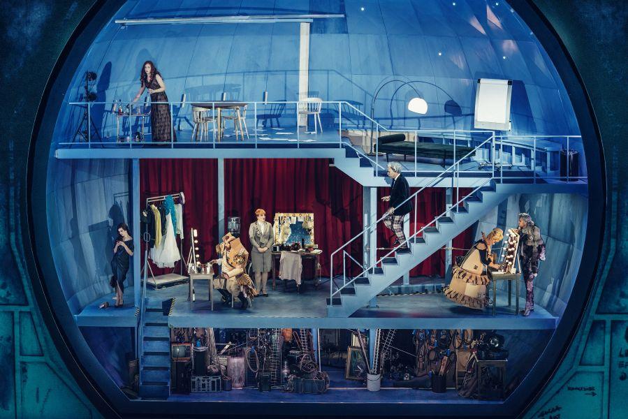 Anmeldelse: Den glade enke 2.0, Det Kongelige Teater