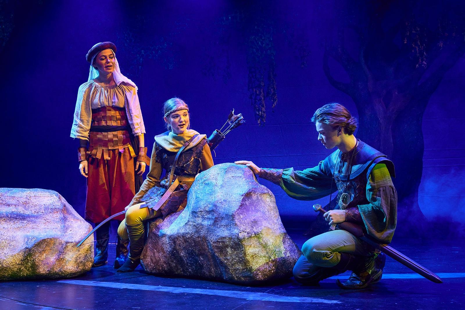 Anmeldelse: Robin Hood, Tivoli (Eventyrteatret)