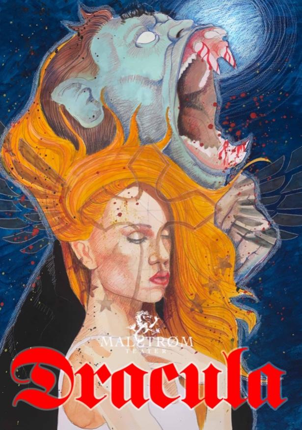 Anmeldelse: Dracula, Teater Malstrøm